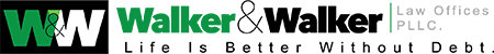 Walker & Walker Law Offices, PLLC Logo