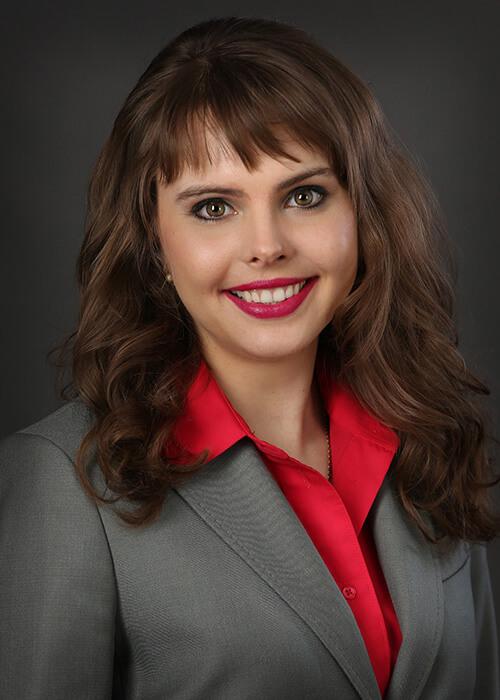 Portrait of Anastasia Kazmina