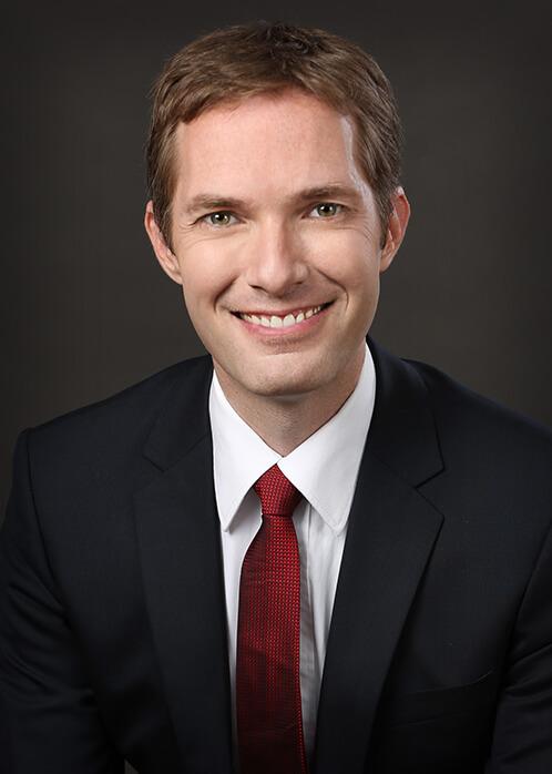 Portrait of Andrew C. Walker