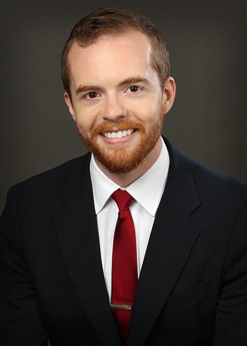 Portrait of Bennett Hartz