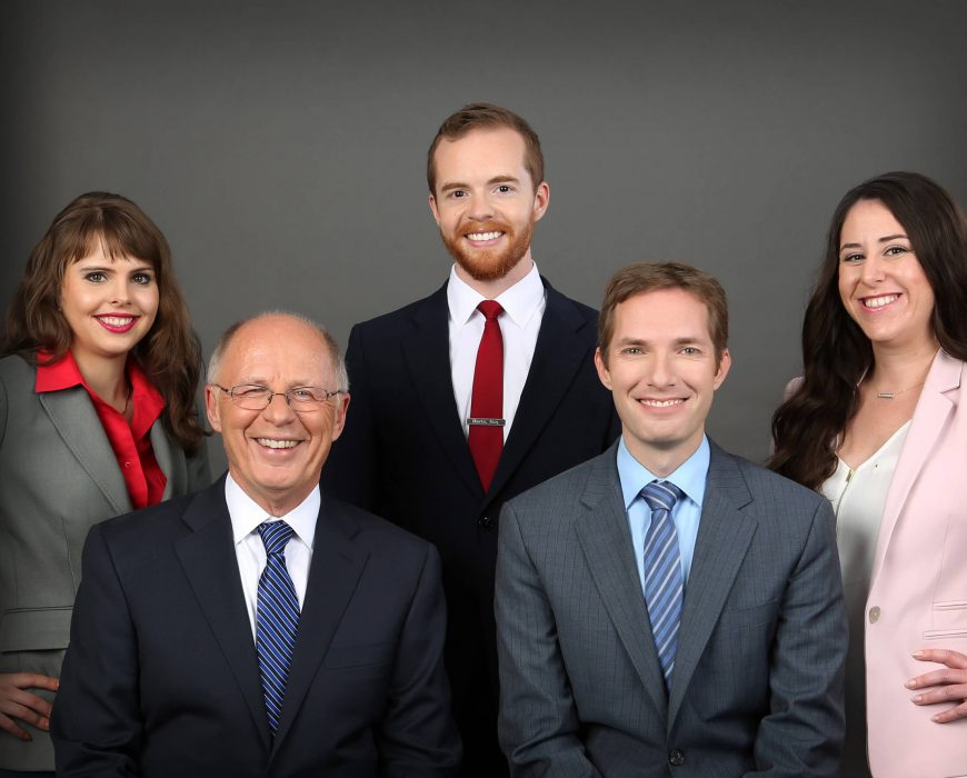 wallker law team helping you through bankruptcy