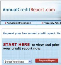 am i entitled to a free credit report annually