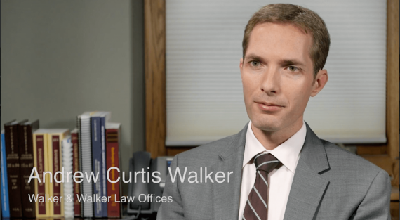 Andrew C Walker Minnesota Bankruptcy Attorney