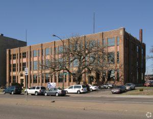 Saint Paul Office building