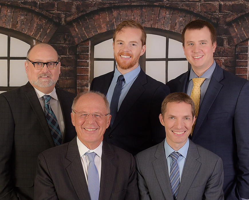 Walker & Walker Law Minnesota Bankruptcy Law Attorney Group Photo